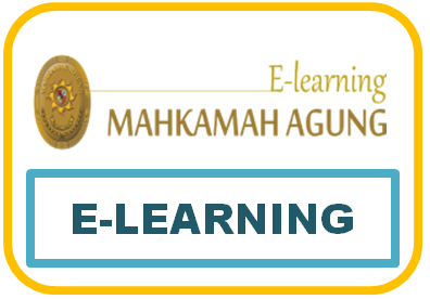 website resmi E-learning Mahkamah Agung Republik Indonesia